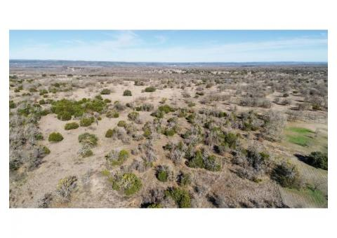 Almost 5 acres in 7-R Ranch to build your dream home on