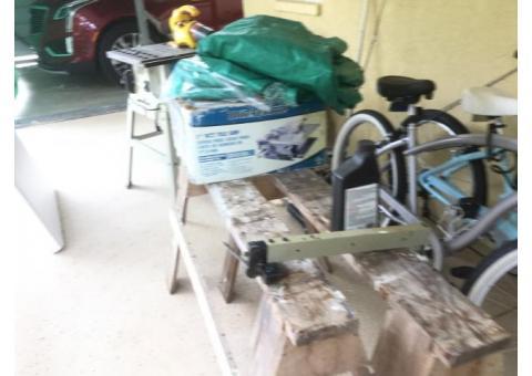 Multiple Family Garage Sale Largo. July 10 7am-2pm